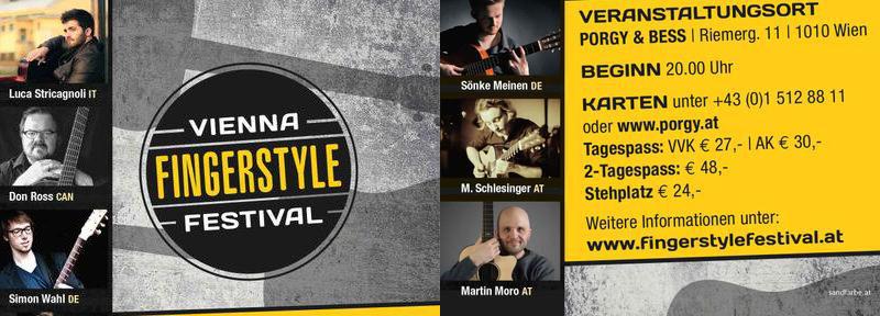 Bécsi Fingerstyle Fesztivál 2017