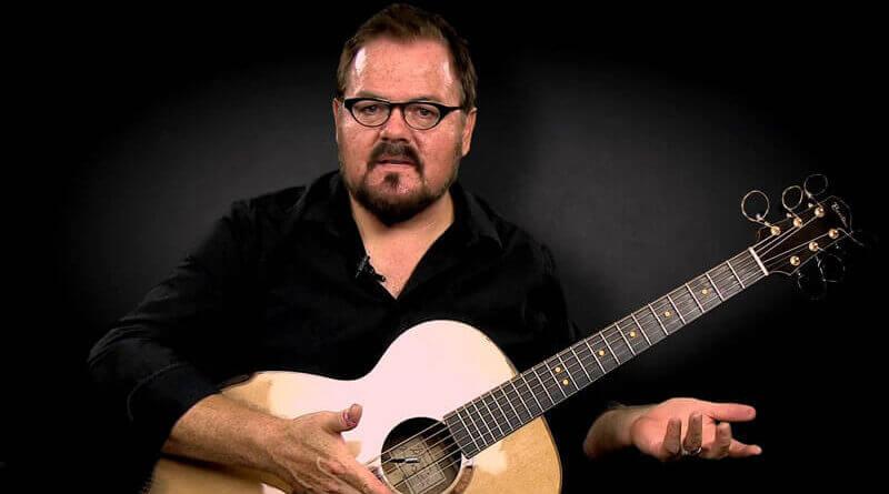 Don Ross fingerstyle gitáros